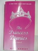 【書寶二手書T2/原文小說_A1K】The Princess Diaries