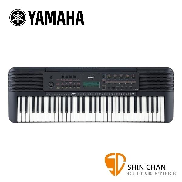 YAMAHA 山葉 PSR-E273 61鍵電子琴 (不含腳架)【E263進階機種】