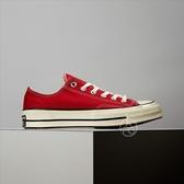 Converse 1970 Chuck Taylor All Star'70 紅色 低筒 帆布鞋 164949C