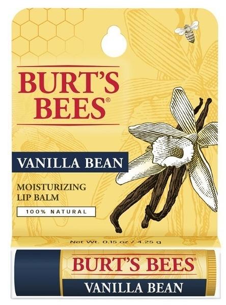 Burt's Bees 蜜蜂爺爺 香草戀乳護唇膏 Vanilla Bean 0.15oz (4.25g)【彤彤小舖】