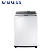 109/1/31前回函贈24吋液晶 Samsung 三星 WA18R8100GW 智慧觸控 18KG 直立洗衣機