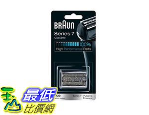 [美國直購] 替換刀頭 Braun Series 7 Prosonic Pulsonic 70B Cassette Replacement (Formerly 9000 Pulsonic