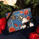 戀之玫瑰聖誕節送女神女友男友禮物盒禮品盒結婚糖果伴手禮盒