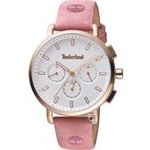 Timberland 天柏嵐 兩地時間時尚腕錶(TBL.16081JSR/01)41mm