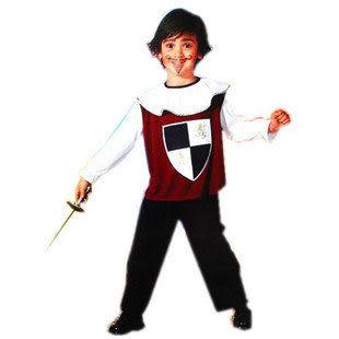 十字軍衣服劍客服裝