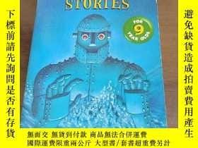 二手書博民逛書店Scary罕見Stories for Nine Year Old