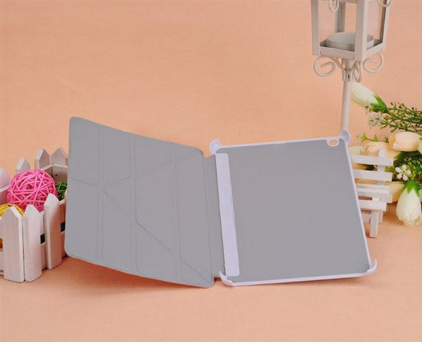 mini3/2/1通用免運ipad mini迷你  蘋果Ipad mini3/2/1通用變形金剛 足球紋點皮套