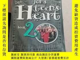 二手書博民逛書店Stories罕見for a teen s heart book
