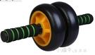 雙輪健腹輪腹肌輪靜音家用軸承滑輪運動健身器材鍛煉收腹滾輪 【全館免運】