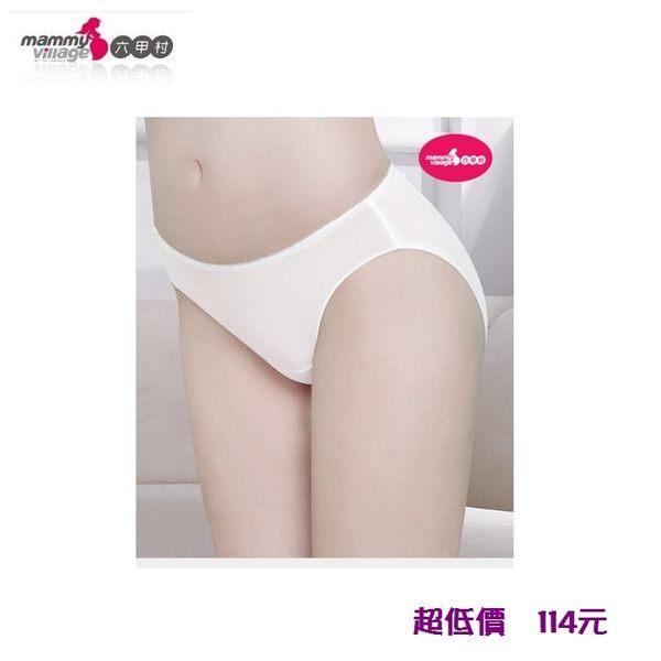 *美馨兒* Mammy Village六甲村 - 生產免洗棉褲 (5入) 114元