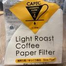 【沐湛咖啡】新款 CAFEC三洋 淺焙/中焙/深焙濾紙 2-4人 漂白錐形濾紙 02
