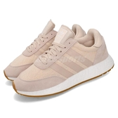 adidas 休閒鞋 I-5923 W 米白 白 女鞋 運動鞋 麂皮 Boost 中底【PUMP306】 EE4945