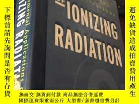 二手書博民逛書店Environmental罕見Applications OF IONIZING RADIATION (精裝小16開