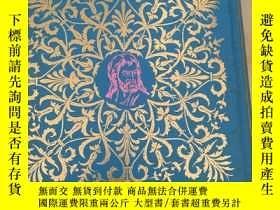 二手書博民逛書店【精裝英文版巨冊】《哈菲茲詩集》罕見(下卷)The Divan