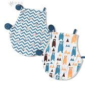純棉嬰兒肚兜新生兒童初生寶寶護肚圍肚兜四季通用薄款        伊芙莎
