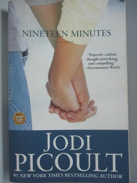 【書寶二手書T2/原文小說_ACS】Nineteen Minutes: A Novel_Picoult, Jodi