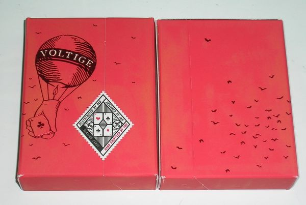 【USPCC撲克館】Dan&Dave Voltige Playing Cards DECK Moulin Rouge