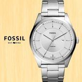 FOSSIL美國品牌MATHIS簡約紳士腕錶FS5424公司貨