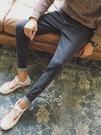 牛仔褲 夏季薄款褲子男牛仔褲潮牌休閒寬鬆直筒長褲韓版潮流修身小腳男士寶貝計畫 上新