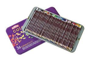 Derwent 達爾文 colorset 軟性顏色鉛筆系列36色入 *07401028