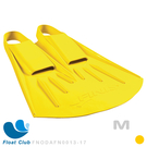 FINIS 單片式輕型蹼鞋 M 游泳訓練 游泳蛙蹼 游泳短蹼
