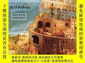 二手書博民逛書店A罕見Short History Of LinguisticsY256260 R. H. Robbins Ad