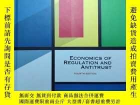 二手書博民逛書店Economics罕見of Regulation and Ant