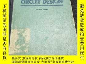 二手書博民逛書店modern罕見electronic circuit desig