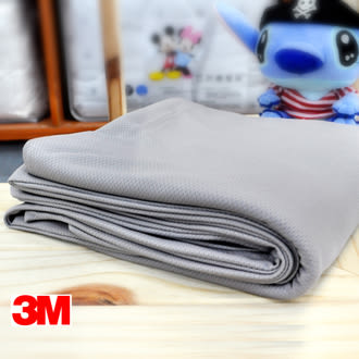 【Jenny Silk名床】3M吸濕排汗透氣網眼布套.乳膠/記憶/杜邦床墊專用.標準單人