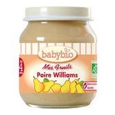 法國Babybio寶寶鮮果泥系列-洋梨鮮果泥130g[衛立兒生活館]