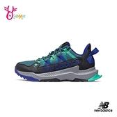New Balance越野跑鞋 男鞋 SHANDO 運動鞋 慢跑鞋 跑步鞋 戶外跑鞋 健走 P8514#藍綠◆OSOME奧森鞋業