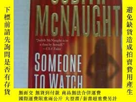 二手書博民逛書店Someone罕見to Watch Over Me【英文原版】Y