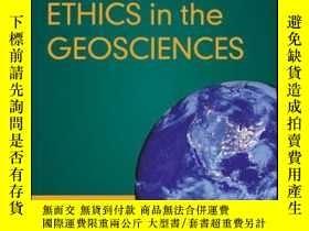 二手書博民逛書店Scientific罕見Integrity and Ethics in the GeosciencesY410
