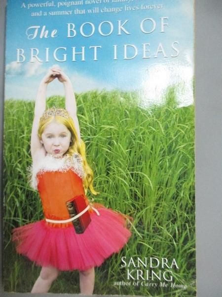 【書寶二手書T9/原文小說_LIP】The Book of Bright Ideas_Kring, Sandra