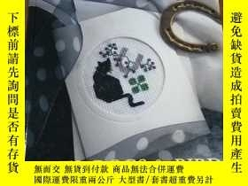 二手書博民逛書店GE:罕見Cross Stitch Treasury: CatY