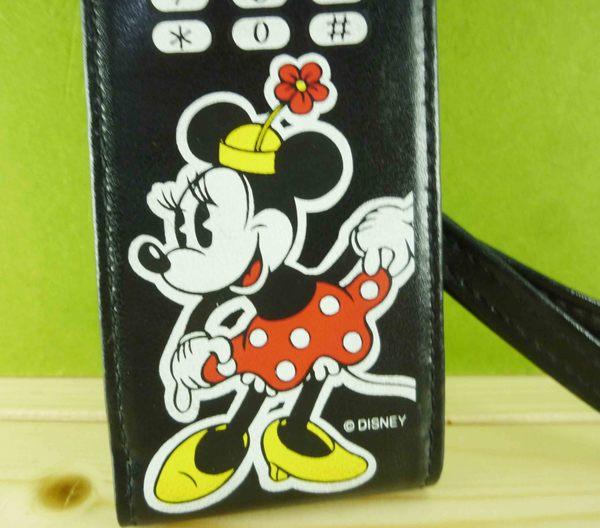 【震撼精品百貨】Micky Mouse_米奇/米妮 ~手機袋-黑米妮