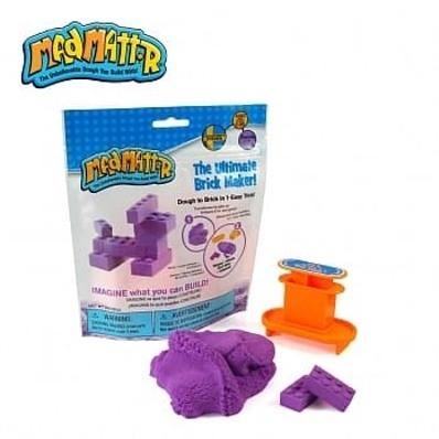 2oz 紫(220202)小積木方塊包 瘋狂博士MM沙【瑞典 Mad Mattr】