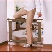 嬰兒童安全門欄網布樓梯過道廚房窄門隔離寶寶防護 LY6738『愛尚生活館』TW