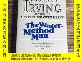 二手書博民逛書店【英文原版】The罕見water method man by J
