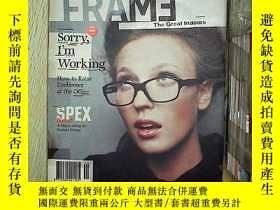 二手書博民逛書店FRAME罕見2004 48Y203004