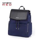 特價 Samsonite RED【GOEUN HE9】抽繩後背包 商務女包 抗菌口袋 可收納13吋筆電 可插掛行李箱
