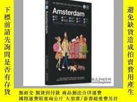 二手書博民逛書店【Monocle罕見Travel Guide】Monocle旅行指南:Amsterdam,阿姆斯特丹Y4118