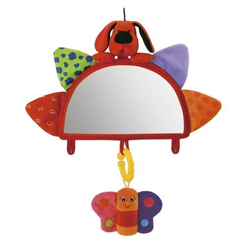 K's Kids 奇智奇思-Baby's rear view mirror 寶寶的汽車後視鏡[衛立兒生活館]