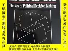 二手書博民逛書店Policy罕見Paradox: The Art of Poli