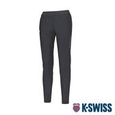 K-SWISS HS Jersey Pants韓版運動長褲-女-黑