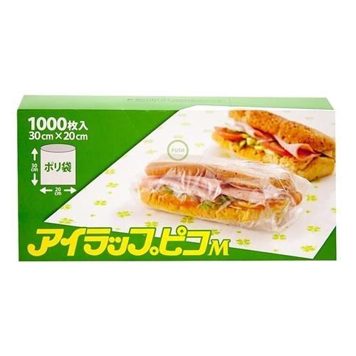 I Wrap Pico PE食物保鮮袋 1000入