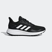 Adidas Duramo 9 K [F36617] 童鞋 女鞋 運動 休閒 輕量 透氣 避震 寬楦 愛迪達 黑
