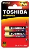 東芝鹼性電池3號2入