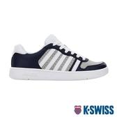 K-SWISS Court Palisades時尚運動鞋-男-藍/灰/白