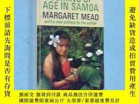 二手書博民逛書店Coming罕見Of Age In SamoaY364682 Margaret Mead Penguin Bo
